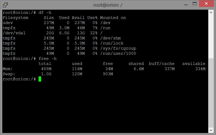 Tambahkan Memory melalui Swap File di Ubuntu